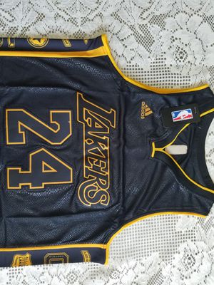 2020 Kobe Bryant black Mamba Jersey for Sale in Riverview, FL