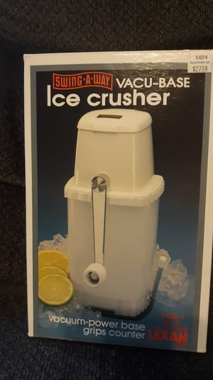 Ice crusher for Sale in Abbottstown, PA