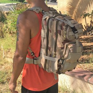 30L Hiking Backpack Sand Camo for Sale in Riverside, CA