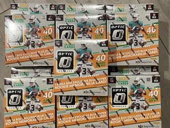 2020 Panini Donruss Optic Football Mega for Sale in Auburn,  WA