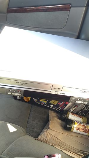 Panasonic VHS recorder DVD recorder combo for Sale in Gilroy, CA