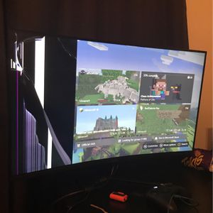 acer gaming monitor (broken) for Sale in Fresno, CA