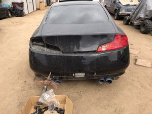 Parting out 2003-2007 INFINITI G35 Coupe for Sale in Riverside, CA