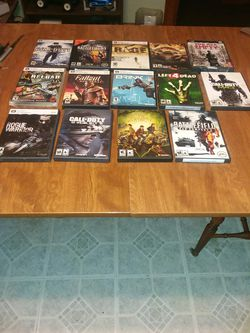 Pc games for Sale in Jersey Shore,  PA