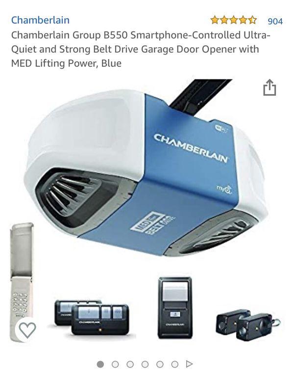 Smart Garage Opener - New