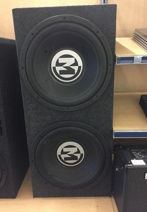 """Memphis Audio 15"""" for Sale in Carpentersville, IL"""
