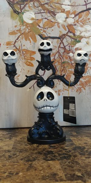 Nightmare Before Christmas candelabra for Sale in Mesa, AZ