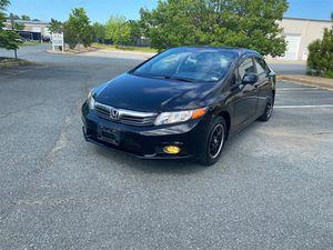 2012 HONDA CIVIC SDN for Sale in Fredericksburg, VA