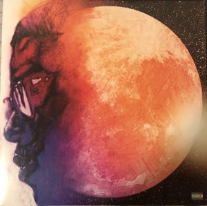 Man on the Moon: The End of Day; Kid Cudi Album Vinyl for Sale in Eau Claire, WI