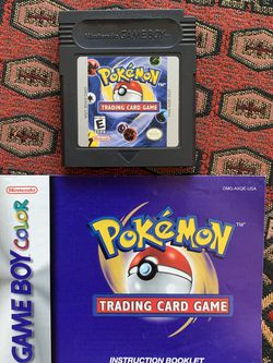 Pokémon Trading Card Game - Game Boy for Sale in Los Angeles,  CA