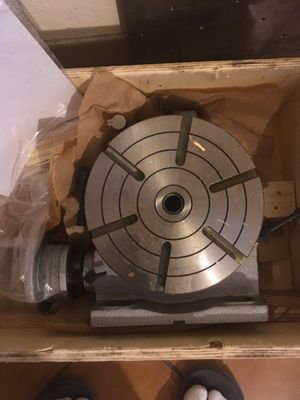 "Rotary table, 10"" precisión horizontal and vertical for Sale in Hialeah, FL"