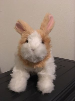 FurReal friend hop N cuddle tan bunny! for Sale in Bakersfield, CA