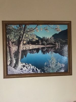 Painting with frame size 25 * 31 inch for Sale in Lexington, KY