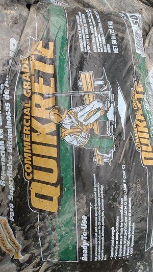 10 bags of NEW BLACKTOP repair for Sale in Temple City, CA