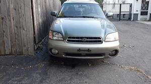 Subaru autback 2001 for Sale in West Haven, CT