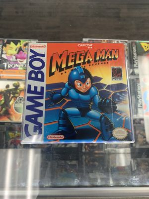 Megaman Complete $90 Gamehogs 11am-7pm for Sale in East Los Angeles, CA