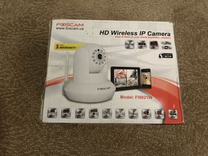 Wireless IP Camera FOSCAM F19821W for Sale in San Antonio, TX