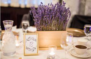 Rectangular Flower Vase - Wedding Centerpiece or Home Decor for Sale in Ypsilanti, MI
