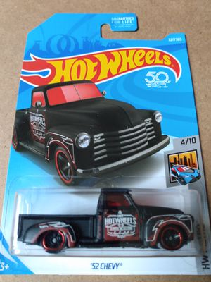 Hot Wheels: 1952 Chevy Truck for Sale in Burbank, CA