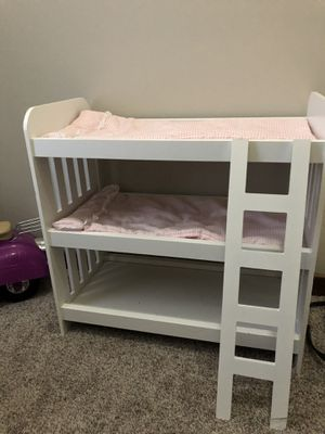 Doll bed for Sale in Woodbury, MN