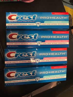 Crest pro health for Sale in Brooklyn, NY