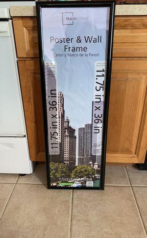 Picture frame 11.75X36in for Sale in Philadelphia, PA