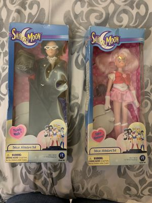 Sailor Moon dolls for Sale in Miami, FL