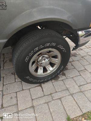 Ford Ranger/ Explorer /Escape wheels and tires for Sale in Clermont, FL