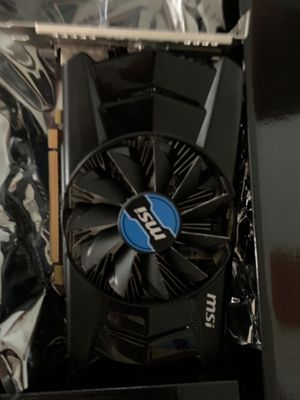 Msi graphics card for Sale in Seattle, WA