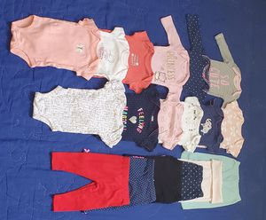 Baby girl clothes cute size 0-3/3 months 💖 for Sale in Lockport, NY