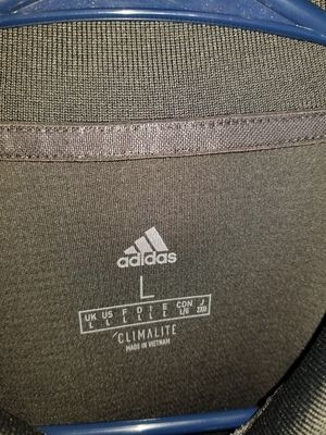 Adidas polo large for Sale in Millville, NJ