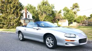 2002 Chevy Camaro Convertible for Sale in Parkville, MD