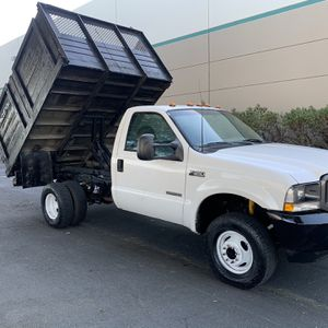 2004 ford F350 4x4 Dump Truck for Sale in Union City, CA