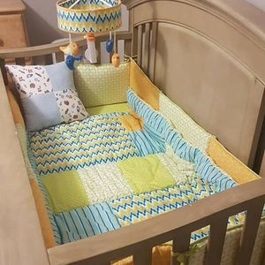 10 piece baby bedding set for Sale in Waterford Township, MI