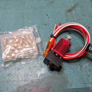 Creality CR-10 12V 3D printer hotend + 24 nozzles for Sale in Irvine, CA
