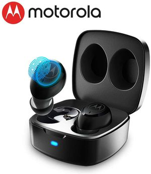 MOTOROLA Vervebuds 100 Earbud Headphones, Waterproof True Wireless Earbuds, Bluetooth 5.0 in-Ear with Hands-Free Call Microphone for Sale in New York, NY