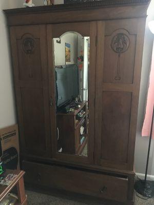 Antique Armoir for Sale in Tempe, AZ