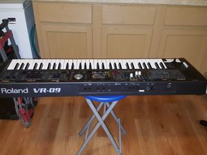 Roland VR 09 Combo Organ (pro stage mod ) for Sale in Lake Charles, LA