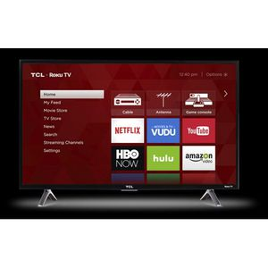 TCL Roku TV 32' for Sale in Raleigh, NC