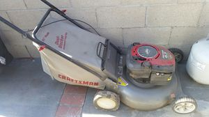 Craftsman lawn mower for Sale in Covina, CA