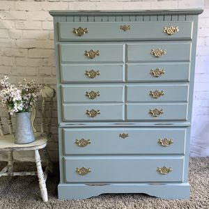 Awesome Shabby Distressed Dresser for Sale in San Diego, CA