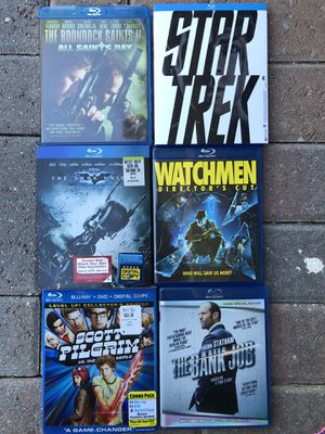 Blu ray DVDs , variety for Sale in Palm City, FL