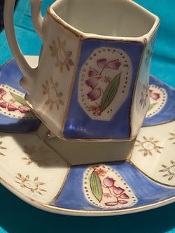 Antique Royal Sealy China Tea Cup And Saucer for Sale in Jensen Beach,  FL