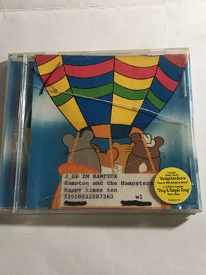 HAMPTON AND THE HAMPSTERS HAPPY TIMES TEN CD for Sale in New Castle, DE