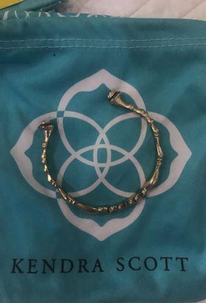 Kendra Scott Ryker opal cuff bracelet for Sale in Austin, TX