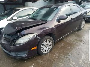 Mazda 6 2009 for part out only for Sale in Opa-locka, FL