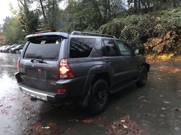 2004 Toyota 4 Runner 4WD Best Offer Takes It