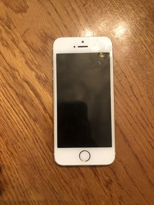 iPhone 5 good for parts for Sale in Plymouth, MI