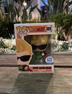 FUNKO POP! Gohan Sunglasses #889 - SOLD OUT ONLINE/STORE for Sale in Sterling,  VA