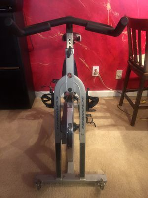 schwinn ic pro exercise bike for Sale in Rex, GA